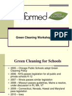 Green Cleaning Workshops 2012 -3