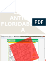 Floridablanca Plan Parcial