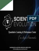 Scientific Evolution Sàrl Presentation