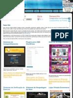 Script Site Gerenciador Hospedagem Web