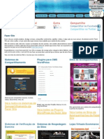 Script Site Sistema de Compartilhamento