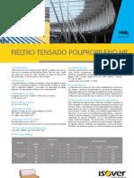 Ficha Técnica Fieltro Tensado Polipropileno HR a