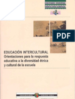 Educacion Intercultural