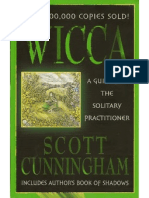 Wicca - A Guide for the Solitary Practitioner