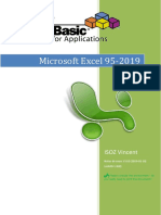 VBA (Visual Basic Application) MS Excel