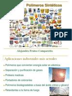 Presentación Polimeros Sinteticos Contexto II