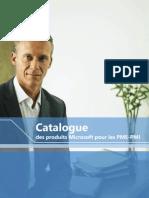 Catalogue Microsoft