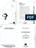 Soren Kierkegaard - Farame Filosofice
