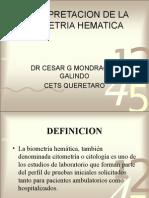 2. Interpretacion BH