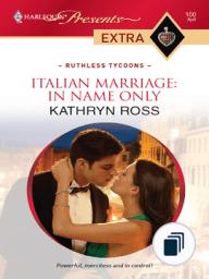 Italian Marriage