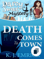 Darcy Sweet Mystery