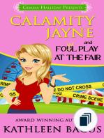 Calamity Jayne Mysteries