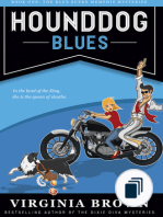 The Blue Suede Mystery Series