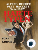 Alfred Bekker's Krimi Stunde