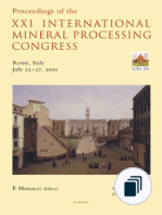Developments in Mineral Processing