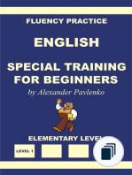 English, Fluency Practice, Elementary Level