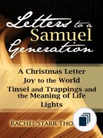 Letters to a Samuel Generation