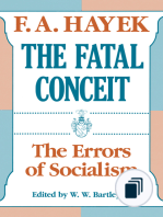 The Collected Works of F. A. Hayek
