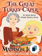An Agnes Barton Holiday Mystery Series
