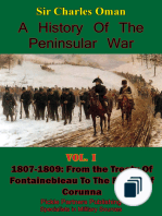 A History of the Peninsular War