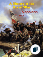 Napoleon; A History Of The Art Of War