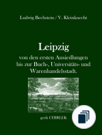 Leipzig - Auf historischen Spuren