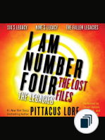 Lorien Legacies: The Lost Files