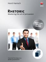 Rhetorik, Präsentation, Persönlichkeit /englisch)