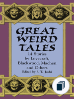 Dover Horror Classics
