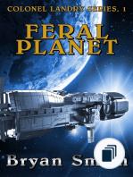 Colonel Landry Space Adventure Series