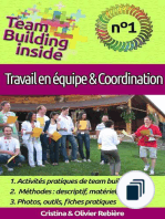Team Building inside