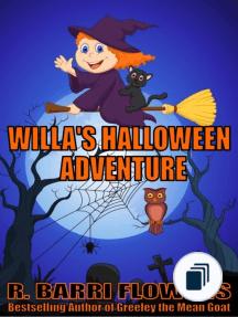 Willa's Halloween Adventure