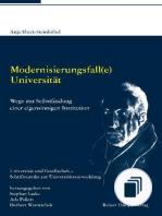 Universität und Gesellschaft – Schriftenreihe zur Universitätsentwicklung