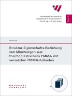 Schriftenreihe des Instituts für Werkstofftechnik / Kunststofftechnik