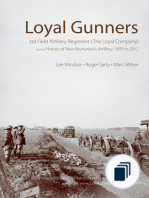 Canadian Unit, Formation, and Command Histories