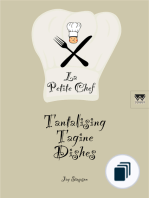 La Petite Chef - Children's Cookbooks