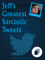 Jeff's Greatest Political & Economic Tweets