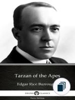 Delphi Parts Edition (Edgar Rice Burroughs)