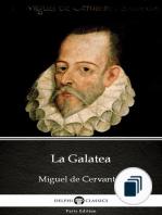 Delphi Parts Edition (Miguel de Cervantes)