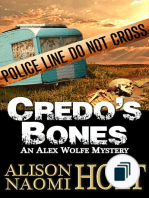 The Alex Wolfe Mystery Series