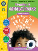 Principles & Standards of Math Series - Tasks Grades 3-5