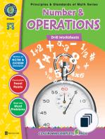 Principles & Standards of Math Series - Drills Grades 3-5