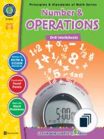 Principles & Standards of Math Series - Drills Grades 6-8