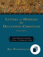 Letters and Homilies Series