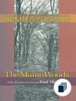 Writings of Henry D. Thoreau