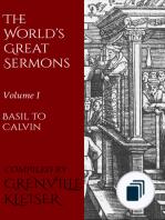 The World's Great Sermons