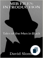 MIB Files - Tales of the Men In Black