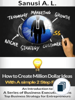 An Introduction to A Series of Business Execution Plans Top Business Strategy for Entrepreneurs
