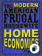 The Modern American Frugal Housewife Series