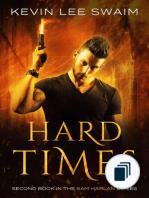 Sam Harlan, Vampire Hunter